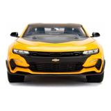 Jada Chevrolet Camaro Transformers Bumblebee 13 Cms