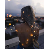 Extensión Luces Led 10 Metros Para Fotografia Tipo Navidad