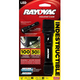Linterna Led Indestructible Rayovac 100lumens