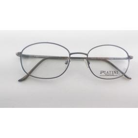 Armação De Óculos Platini - Óculos no Mercado Livre Brasil 22379addbe