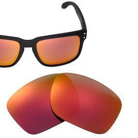 89f7320254f82 Holbrook Armaçao Vermelha - Óculos no Mercado Livre Brasil