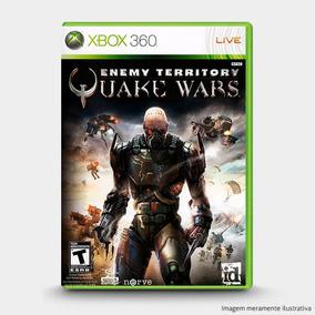 Enemy Territory Quake Wars - Original Xbox 360 - Novo
