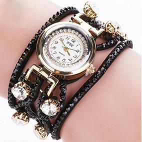 6c49e993f65 Relogio Feminino Dourado Alto Brilho - Relógios no Mercado Livre Brasil