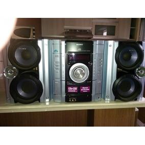 Equipo De Sonido Mini Componente Sony Como Nuevo Suena Duroo
