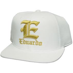 Bone Eduardo - E Eduardo Branco Escrita Dourado Rap Nacional. R  90 f7457cc0379