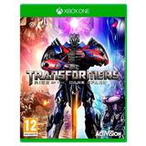 Transformers Rise Of The Dark Spark Xbox One Nuevo Sellado