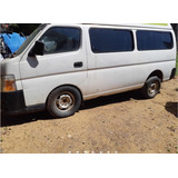 Caja De Velocidades Nissan Urvan Diesel 09 Std