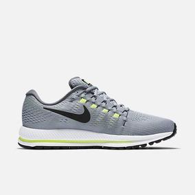 d23aec665e4 Tenis Supino Masculino Corrida Nike Air Max - Tênis Prateado em ...