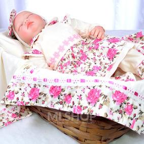 Saida Maternidade Para Meninas - Enxoval De Bebê Menina