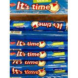 Caramelos It´s Time Menta X16un - Barata Lagolosineria