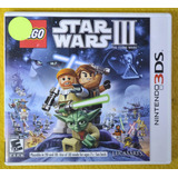 Lego Star Wars 3 The Clone Wars 3ds Play Magic