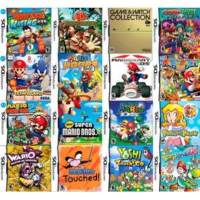 Cartão R4 Pra Ds 2ds 3ds Com Micro Sd E Jogos - Promoção