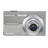 Cámara Digital Olympus Fe360 8mp Con Zoom Óptico 3x (plata)