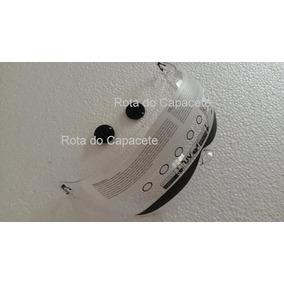 Fixacao- Capacete Mirage Viseira Cristal Peels 2mm Original