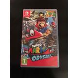 Súper Mario Odyssey