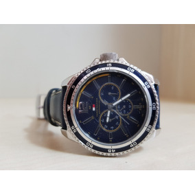 Relógio Pulso Tommy Hilfiger Water Resistant 3atm - Original