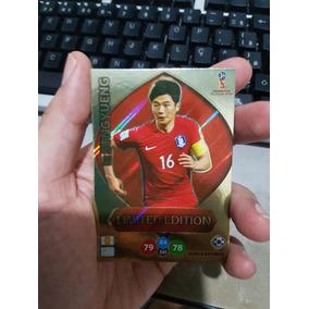 Card Adrenalyn Xl Copa 2018 Russia Limited E. Ki Sungyueng