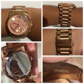 Relogio Michael Kors Mk 5128 - Relógios De Pulso no Mercado Livre Brasil 9aa11fc285