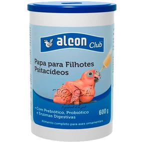 Alcon Club Papa P/filhotes Psitacideos 600g