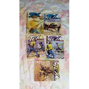 Lote Almanaque Tex Com 10 Exemplares .frete Gratis.