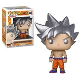 Funko Pop Dragon Ball Super Goku (ultra Instinct)