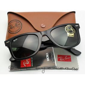 72134e637 Ray Ban Wayfarer Original Dobravel Tamanho 50 - Óculos no Mercado ...