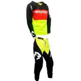 Conjunto Moto Cross Enduro Rpmcross Hero Niño Solomototeam