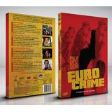 Dvd Eurocrime Polizziotteschi - 2 Discos 4 Filmes Digistack