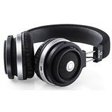 Auricular Quantic Qc-h2573bt Bluetooth Negro