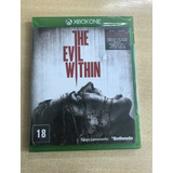 The Evil Within Xbox One Nuevo Sellado