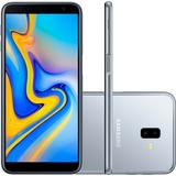 Samsung J600g Galaxy J6 Prata 32 Gb