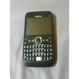 Nokia E63 Sin Pila Para Piezas $250