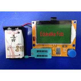 Teste Esr Capacitor Transistor Diodo Trisistor