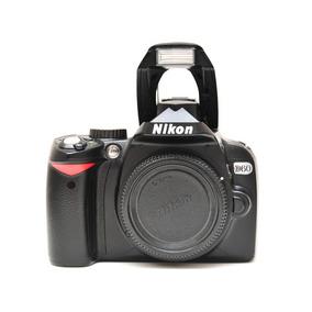 Nikon D60 Corpo = D80 D90 D300 D3100 D3200 D5100 D5300 D5000