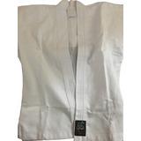 Kimono Infantil Branco Novo (tamanhos Na Descrição)