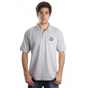 Camiseta Polo Masculina Advocacia Camisa Social De Direito
