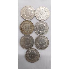 Moedas De Prata (valor Unitário) 500 Réis