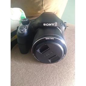 Câmera Digital Sony Dsc-h400 20.1 Mp Zoom Óptico De 63x Esta