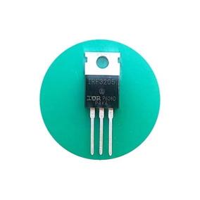 Kit C/ 10 Pçs Irf3205 Transistor Irf3205 (frete Carta )