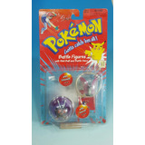 Pokemon Nintendo Japon1999 Battles Figures En Blister Nuevo
