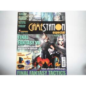 Revista Gamestation Final Fantasy 7