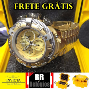 a07150c2716 Invicta Thunderbolt Zeus 21355 21345 21346 - Relógios De Pulso no ...