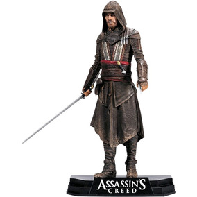 Assassins Creed Movie Aguilar - Color Tops Series Mcfarlane