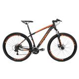 Bicicleta Aro 29 Alum 24m Freio Disco Special Life Shimano