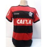 Camisa Oficial Juvenil Flamengo - Camisa Flamengo no Mercado Livre ... 7ce47e8830448