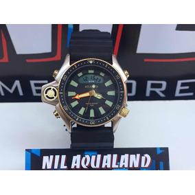 4eb06c0a56e Manual Aqualand Atlantis Pulso - Relógios no Mercado Livre Brasil