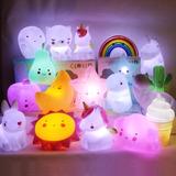 Luz De Noche Led | Lámparas Decorativas Para Niños Y Adultos