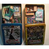 400 Cartas Yugioh+ Caja Legendary (originales, Variadas)azar