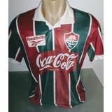 d87cf93147 Camisa Oficial Do Fluminense Antiga - Futebol no Mercado Livre Brasil