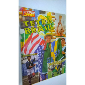Poster-super Sport-1994 - Brasil Tetra Campeão